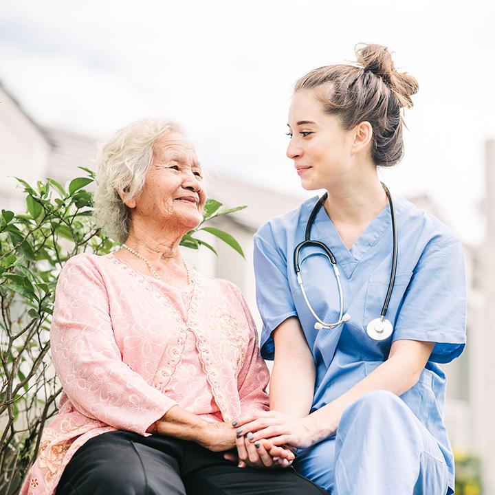 患者さんごとの個別性に沿った看護