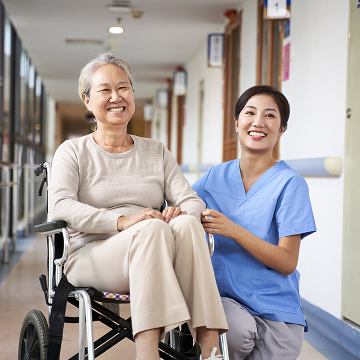 患者さんに寄り沿った看護
